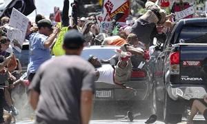 Nhà Trắng 'bảo vệ' Trump về phản ứng trước vụ bạo động ở Charlottesville