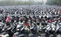 Công an Q.11 tìm chủ sở hữu 93 xe máy không rõ nguồn gốc