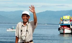 Vĩnh biệt 'nhà báo của Trường Sa' Nguyễn Đình Quân