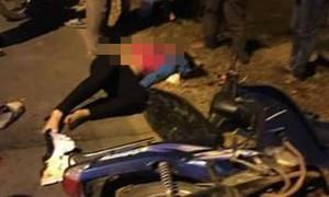 Đi rút tiền lương, cô gái 19 tuổi bị xe ben tông tử vong