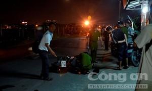Đôi nam nữ bị xịt hơi cay, cướp tài sản lúc rạng sáng ở vùng ven Sài Gòn