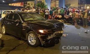 Chủ nhà hàng lái xe BMW gây tai nạn kinh hoàng ở Sài Gòn khai do quai giày cao gót