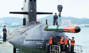 Ngư lôi Yu-6 của Trung Quốc được cho là sao chép mẫu ngư lôi của Mỹ và Liên Xô
