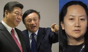Vì sao CFO của Huawei bị bắt?