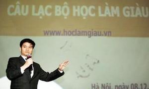 """Hơn 500 người mất 476 tỷ đồng vì """"hoclamgiau"""""""