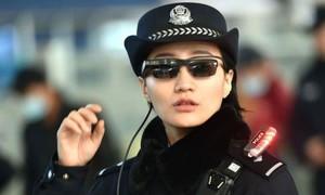 Cảnh sát Trung Quốc phát hiện nghi phạm nhờ kính mát công nghệ đặc biệt