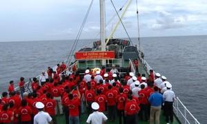 Người ra lệnh lao thẳng tàu lên giữ đảo Cô Lin