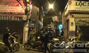 Thanh niên bị bắn gục ở Sài Gòn do mâu thuẫn tình cảm