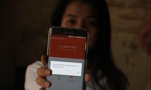 Thuê bao Vinaphone bị sự cố mạng, khách hàng bức xúc