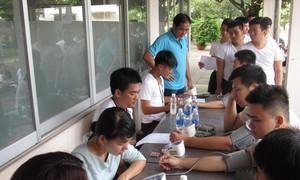 Tuổi trẻ Công an TP.HCM hiến máu cứu người
