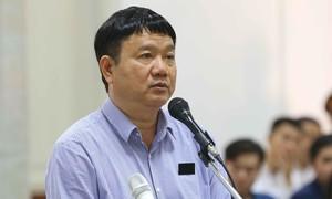 """Đinh La Thăng: """"Bị cáo sẵn sàng nhận trách nhiệm thay các bị cáo khác"""""""