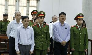 Đề nghị phạt bị cáo Đinh La Thăng 18-19 năm tù