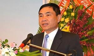 Cảnh cáo Phó Bí thư Tỉnh uỷ Đắk Lắk Trần Quốc Cường