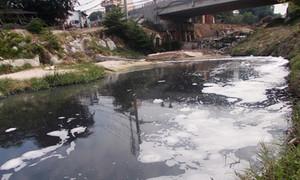 TP.HCM và Bình Dương phối hợp xử lý ô nhiễm kênh Ba Bò