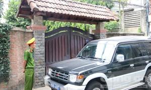 Hoàn thành khám xét nhà hai cựu Chủ tịch UBND TP. Đà Nẵng