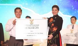 Lãnh sự Nam Phi tại TP.HCM ủng hộ cộng đồng hơn 5 tỷ đồng