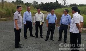 """TP.HCM: Nhiều chủ đầu tư xí đất dự án rồi """"để đó"""" gây lãng phí khủng khiếp"""