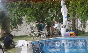 Một phụ nữ tử vong nghi té xuống hồ bơi trong biệt thự ở Sài Gòn