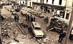 Ngày này năm xưa: Đánh bom kinh hoàng ở Ireland