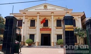 Nữ Phó chánh án nhận 300 triệu đồng để 'chạy án'