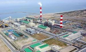 Tro bay của Formosa dùng làm nguyên liệu sản xuất xi măng