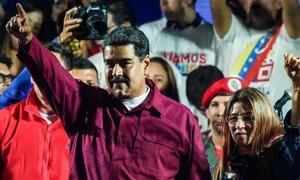 Tổng thống Venezuela tái đắc cử trong kỳ bầu cử gây tranh cãi