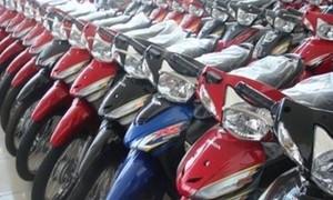 Công an quận 2 tìm chủ sở hữu 19 xe máy