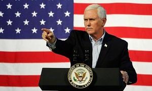 Phó tổng thống Mỹ: Triều Tiên đừng nghĩ đến việc 'chơi' Trump