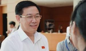 Phó Thủ tướng Vương Đình Huệ sẽ trả lời chất vấn Quốc hội