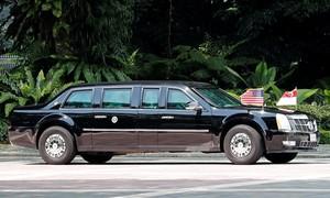 Những điều thú vị về hai đoàn xe chở ông Trump và ông Kim