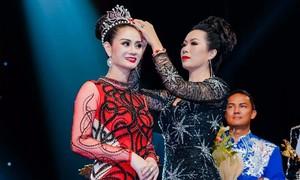 Doanh nhân 30 tuổi đăng quang 'Hoa hậu Thế giới Doanh nhân 2018'