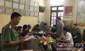 Bắt giam phó phòng nâng điểm 330 bài thi ở Hà Giang