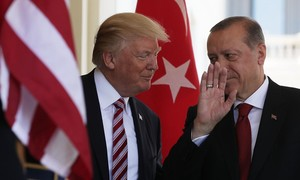 Tổng thống Thổ Nhĩ Kỳ kêu gọi tẩy chay hàng điện tử Mỹ