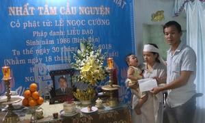 Hỗ trợ nạn nhân vụ tai nạn 17 người thương vong
