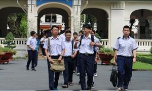 TP.HCM đề xuất miễn học phí cho học sinh THCS