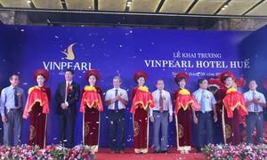 """Vinpearl khai trương 4 khách sạn """"nóc nhà"""" 5 sao đẳng cấp"""
