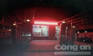 Nhóm côn đồ đánh người dã man trong quán karaoke