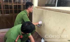 Thanh niên chết dưới cầu thang trung tâm văn hóa tỉnh