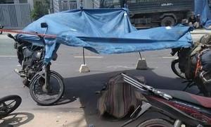 Xe máy va chạm, một người quốc tịch Ba Lan bị xe tải cán tử vong
