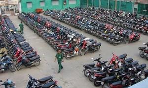 TP.HCM sẽ tăng giá dịch vụ trông giữ xe từ ngày 1-10