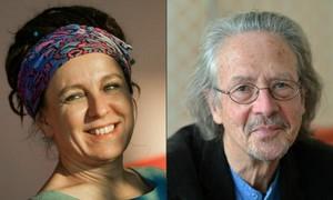 Nobel Văn học trao cho 2 tác giả người Áo và Ba Lan