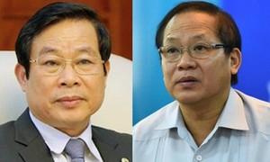 Khai trừ ra khỏi Đảng hai ông Nguyễn Bắc Son và Trương Minh Tuấn