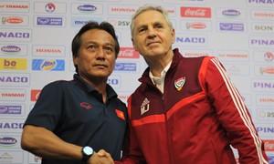 Trợ lý HLV Park tiết lộ mục tiêu của U22 VN trong trận gặp U22 UAE