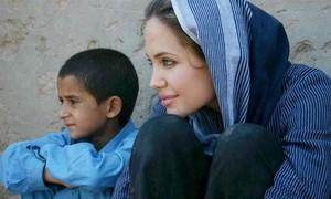 Angelina Jolie: Tài năng và nhan sắc