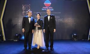 Thiên Nam Hòa đạt giải doanh nghiệp suất sắc châu Á 2019