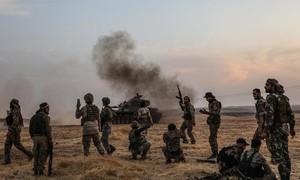 Mỹ áp lệnh trừng phạt Thổ Nhĩ Kỳ vì chiến dịch tấn công người Kurd
