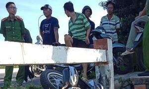 Bị tên cướp giật dây chuyền, thanh niên ngã xuống đường chấn thương nặng