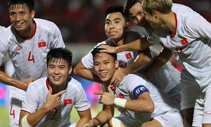 Clip trận Việt Nam thắng Indonesia 3-1