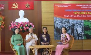 Phụ nữ Việt Nam luôn kiên định, dịu dàng