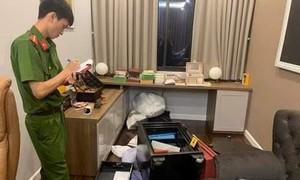 Băng trộm đột nhập nhà ca sĩ Nhật Kim Anh và nhiều nghệ sĩ sa lưới